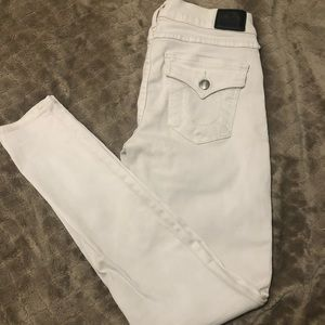 True religion Casey super skinny low rise jeans
